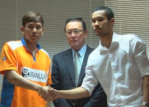 บดินทร์,มณีพงศ์จับมือคืนดีขอโทษคนไทยทำเสียชื่อ