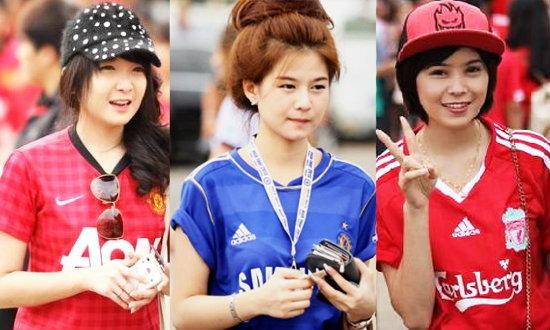 กองเชียร์ทีมไหนสวยสุด