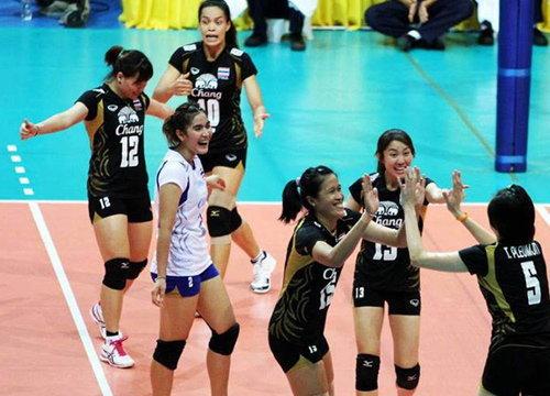 ลูกยางสาวไทยตบจิงโจ้3เซตรวดชิงแชมป์โลก