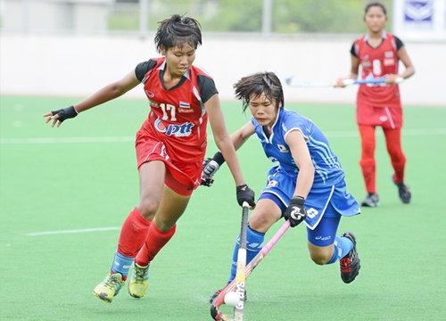 ฮอกกี้สาวไทยประเดิมพ่ายยุ่น1-7คัดยูธอลป.