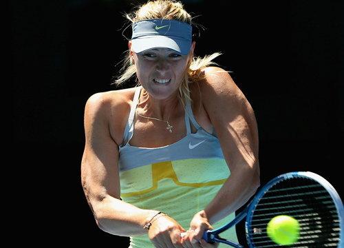 ชาราโปวา ถอนหวด WTA - เร่งฟิตมาไทย