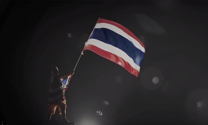"""เชียร์ไทยไม่หยุด! """"ท้าวดักแด้"""" กับภารกิจยิ่งใหญ่ เชียร์นักกีฬาไทยทุกการแข่งขัน"""