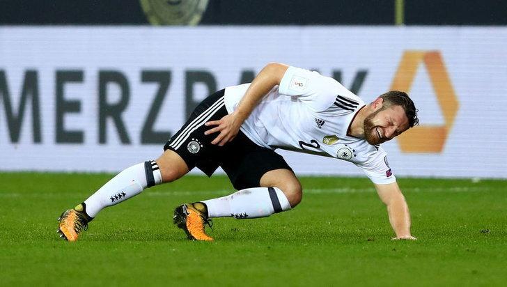 น้ำตาร่วง ! มุสตาฟี กล้ามเนื้อฉีก สังเวยเกมทีมชาติ เยอรมนี 5-1 อาเซอร์ไบจาน