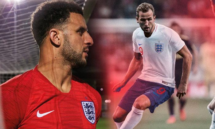 OFFICIAL! อังกฤษเปิดตัวชุดใหม่ เตรียมลุยฟุตบอลโลก 2018 (อัลบั้ม)