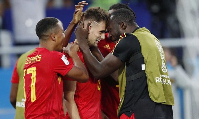 """""""ยานูไซ"""" ซัดชัย! เบลเยียม เชือด อังกฤษ 1-0 ซิวแชมป์กลุ่มเอช"""
