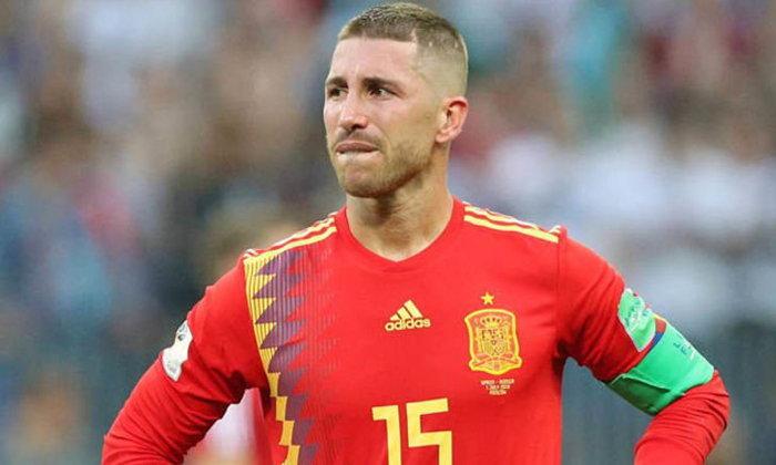 """""""รามอส"""" เผยความเสียใจหลัง สเปน แพ้ รัสเซีย ตกรอบบอลโลก"""