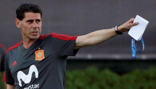 """""""เอียร์โร่"""" ตัดสินใจแยกทางทีมชาติสเปนแล้ว"""