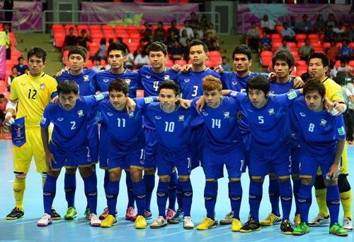 ฟุตซอลชิงแชมป์เอเชีย2014ไทยแพ้ญี่ปุ่น2-3