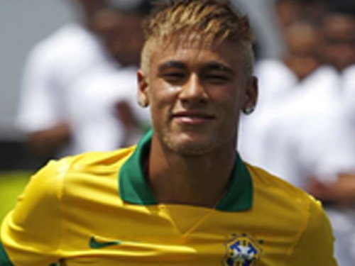 โรนัลโด้รับเนย์มาร์คือความหวังสูงสุดของบราซิล