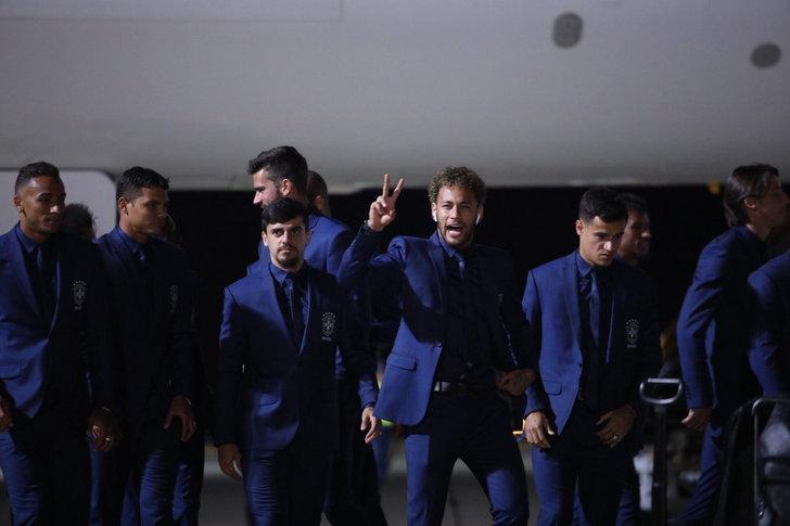 บราซิล ลัดฟ้าถึง รัสเซีย เตรียมศึกฟุตบอลโลก