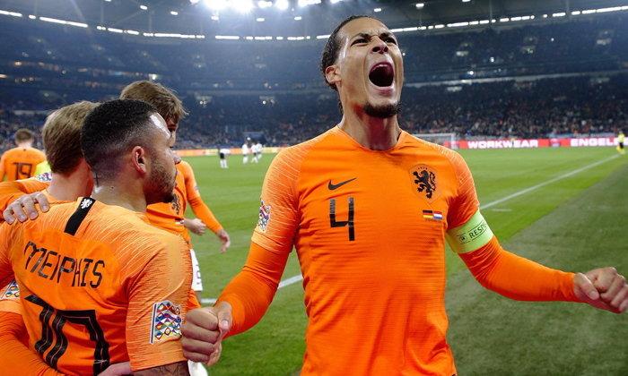 เก็บตกหลังเกม! 5 เรื่องต้องรู้ หลังเนเธอร์แลนด์ ยิงทดเจ็บ เข้ารอบรองฯ เนชั่นลีก