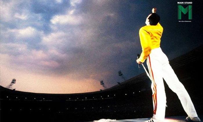 """ราชาในคราบราชินี : เปิดตำนาน 2 บทเพลงที่ """"Queen"""" พาดนตรีก้าวข้ามโลกสู่กีฬา"""