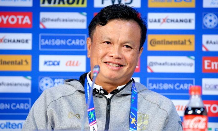 """ศิริศักดิ์ ยอดญาติไทย : """"เรามุ่งมั่นที่จะเป็นผู้ชนะมากกว่าบาห์เรน"""""""