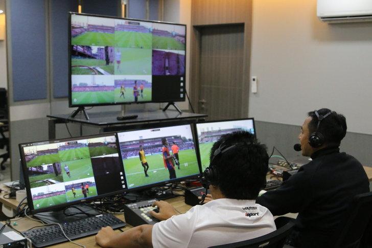 """""""ชัยฤกษ์"""" มั่นใจ VAR จะเป็นประโยชน์กับทุกทีมในไทยลีก ฤดูกาล 2019"""