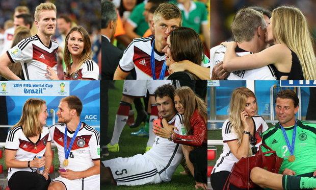 จุใจไปโลด แฟนสาวใครบ้างในทีมเยอรมัน สุดเจิดจรัส!