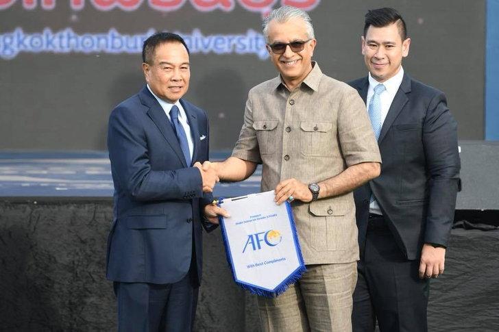 AFCเลือกไทยจัดชิงแชมป์เอเชีย U23 ปี 2020