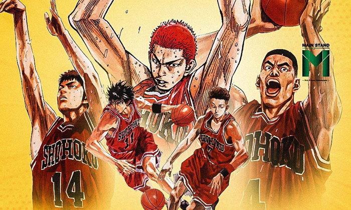 """หลากหลายเหตุผล ทำไม """"สแลมดังค์"""" เป็นการ์ตูนกีฬาขายดีที่สุดในญี่ปุ่น?"""