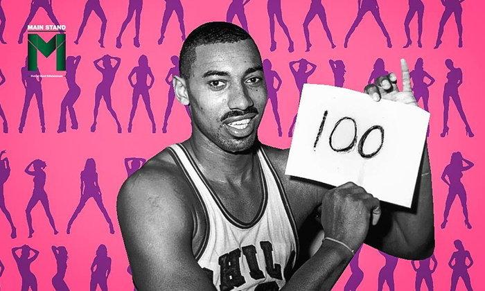 """เล่าผ่านแฟนพันธุ์แท้ NBA : เปิดตำนาน """"วิลท์ แชมเบอร์เลน"""" ผู้เคยหลับนอนกับผู้หญิง 2 หมื่นคน"""