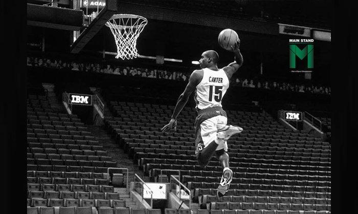 """เล่าผ่านแฟนพันธุ์แท้ NBA : """"วินซ์ คาร์เตอร์"""" ผู้ชายน่าเบื่อและความลับในการกระโดดสูงร่วม 2 เมตร"""
