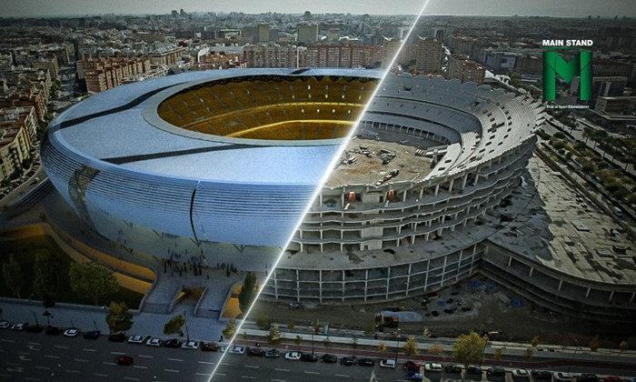 """โฮปเวลล์โมเดล : """"นู เมสตายา"""" สนามกีฬาที่ใช้เวลาสร้างแบบมาราธอน.. และยังไม่เสร็จ"""