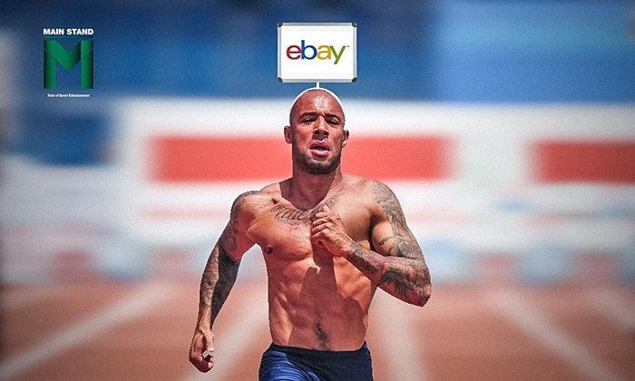 """""""เจมส์ เอลลิงตัน"""" นักวิ่งผู้โดนเกรียนคีย์บอร์ดหักหลังจนเกือบอดแข่งโอลิมปิก"""