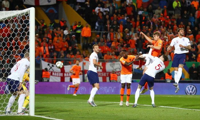 โคตรมัน! เนเธอร์แลนด์ ต่อเวลาเชือด อังกฤษ  3-1 ศึกเนชันส์ลีก (คลิป)
