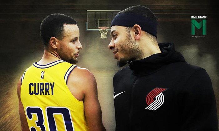"""เล่าผ่านแฟนพันธุ์แท้ NBA : """"สองพี่น้องเคอร์รี่"""" กับเส้นทางความสำเร็จที่แตกต่าง"""