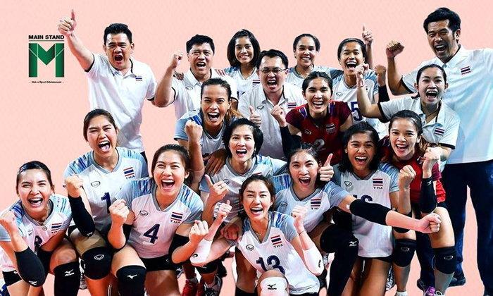 ขวัญใจมหาชน : เหตุใดวอลเลย์บอลหญิงถึงครองใจแฟนกีฬาชาวไทย?
