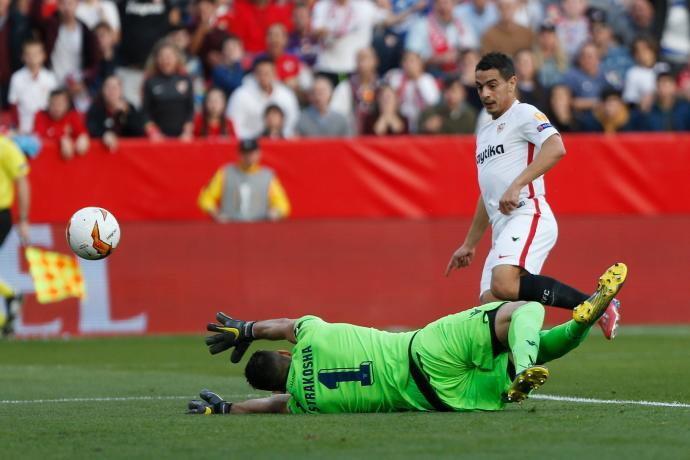 เซบีญ่า ย้ำชัยเหนือ ลาซิโอ 2-0 ลิ่ว16ทีมยูโรป้าลีก