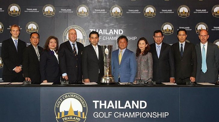 สารัชถ์ รัตนาวะดี ผู้จัดการแข่งขัน Thailand Golf Championship