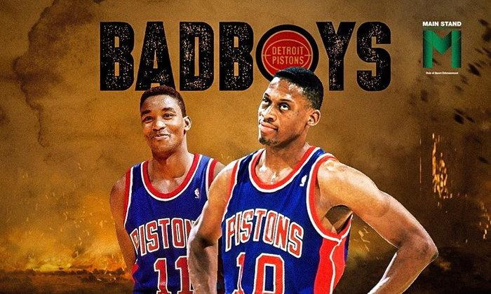 แบดบอยส์แห่งดีทรอยต์ : ยุคสมัยที่ตัวร้ายครอง NBA