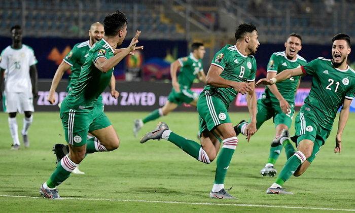 แอลจีเรีย เชือด เซเนกัล1-0 ลิ่ว 16 ทีมศึกเนชั่นส์คัพ