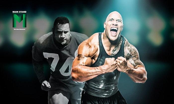 """ความผิดหวังที่คุ้มค่า : """"เดอะ ร็อค"""" กับความล้มเหลวใน NFL"""