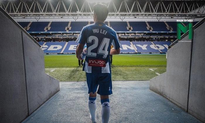 เมด อิน ไชน่า : มูลค่าที่เอสปันญอลและลาลีกาสเปนได้จากนักฟุตบอลอันดับ 1 ของจีน