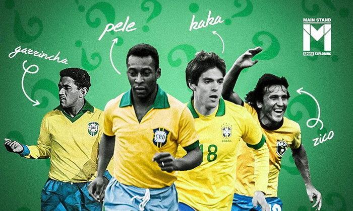 ไขข้อข้องใจเหตุใดนักฟุตบอลบราซิลต้องมีชื่อเล่น?
