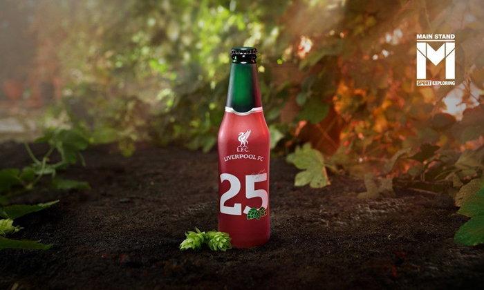 """ความหอมหวานของการรอคอย : เบียร์ที่ปลูกและผลิตเพื่อ """"ลิเวอร์พูล"""" เท่านั้น"""