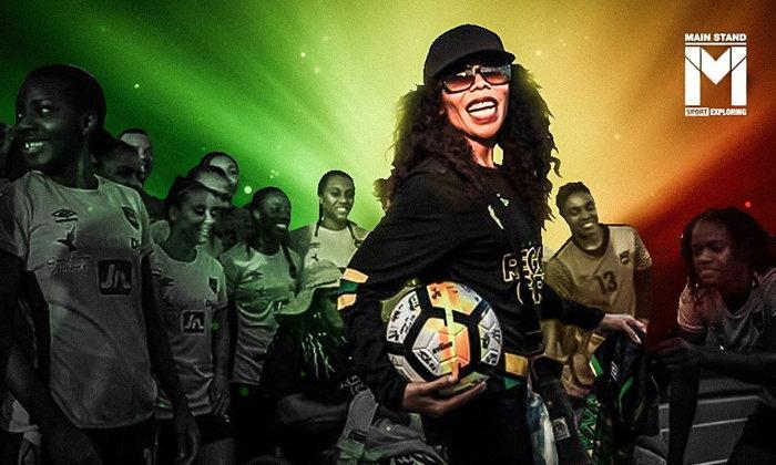 นกน้อยแห่งเสรีภาพ : บุตรสาวบ็อบ มาร์เลย์ ผู้ตบหน้า ส.บอลจาไมก้าด้วยการพาทีมหญิงไปบอลโลก