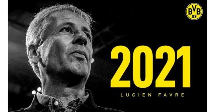 """ดอร์ทมุนด์ ขยายสัญญา """"ฟาฟร์"""" คุมทีมเพิ่มถึงปี 2021"""