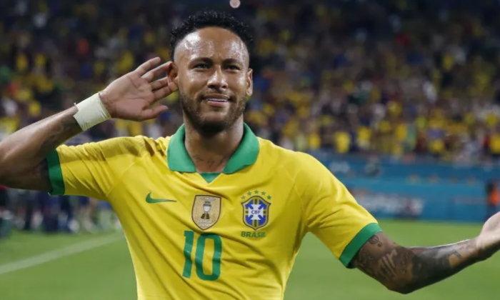 """""""ติเต้"""" เซอร์ไพร์ส """"เนย์มาร์"""" กลับมาฟอร์มแจ่มให้ บราซิล ได้ทันทีหลังหายเจ็บ"""