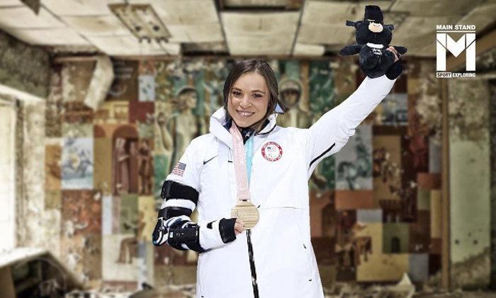 """""""ออกซาน่า มาสเตอร์ส"""" : สาวน้อยนักสกีอมตะที่ """"เชอร์โนบิล"""" ฆ่าไม่ตาย"""