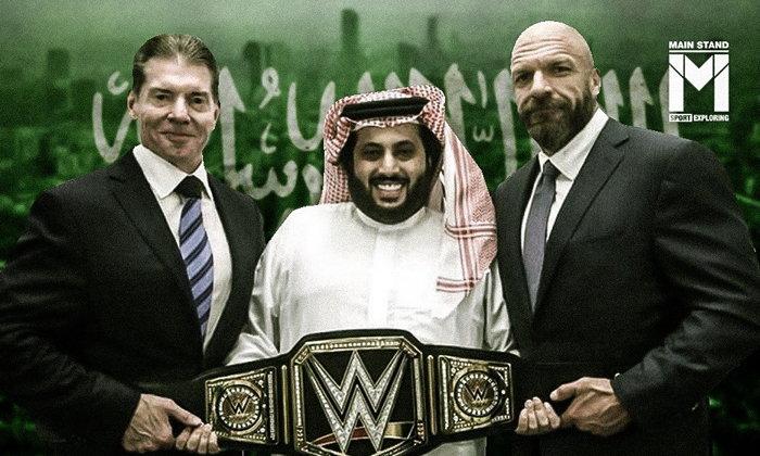 WWE ไลฟ์อิน ซาอุฯ กับความมืดดำ ภายใต้สังเวียนและถุงเงินก้อนโต