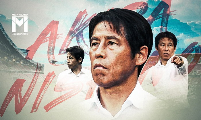 """รู้จัก """"อากิระ นิชิโนะ"""" เฮดโค้ชญี่ปุ่นคนแรกในประวัติศาสตร์ฟุตบอลทีมชาติไทย"""