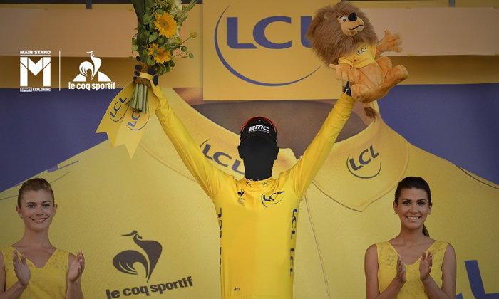 """ได้แต่คิดแล้วก็สงสัย : ที่มาสุดลึกซึ้งทำให้แชมป์ """"ตูร์ เดอ ฟรองซ์"""" ต้องใส่เสื้อเหลือง"""