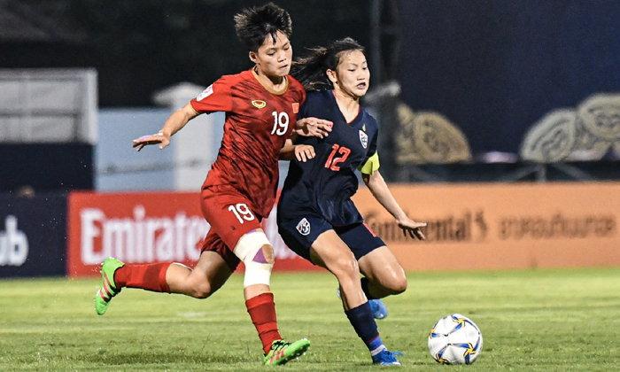 """""""ชบาแก้ว U19"""" พ่าย เวียดนาม 0-2 ศึกชิงแชมป์เอเชีย"""