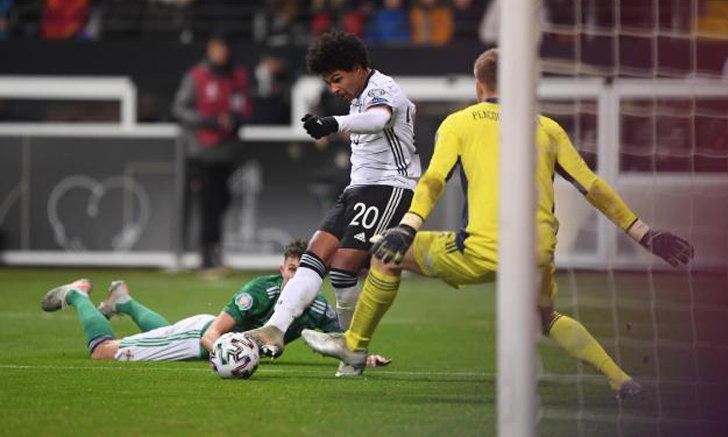 เยอรมนี ถล่มไอร์แลนด์เหนือ 6-1 ส่งท้ายคัดยูโร