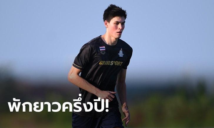 """ไม่ทอดทิ้ง! สมาคมลูกหนังไทย เร่งหาทางเยียวยา """"บัลลินี"""" เจ็บหนักตอนซ้อม"""