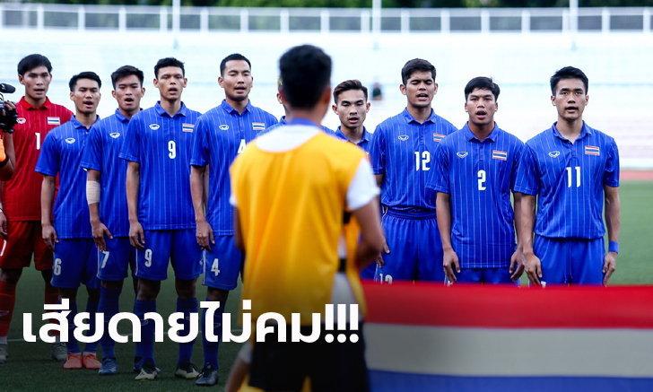 คอมเมนท์ชาวไทย! ทีมชาติไทย รัวถล่ม บรูไน 7-0 ลูกหนังซีเกมส์