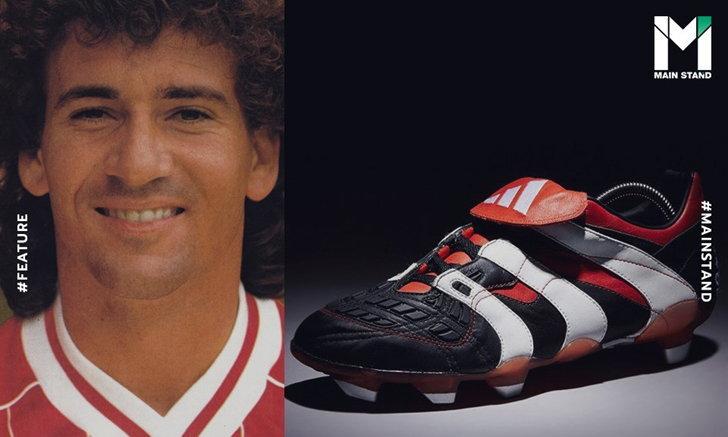 """""""เคร็ก จอห์นสตัน"""" : ผู้กำเนิดสตั๊ด """"พรีเดเตอร์"""" ที่โลกไม่ได้จดจำในฐานะนักฟุตบอล"""