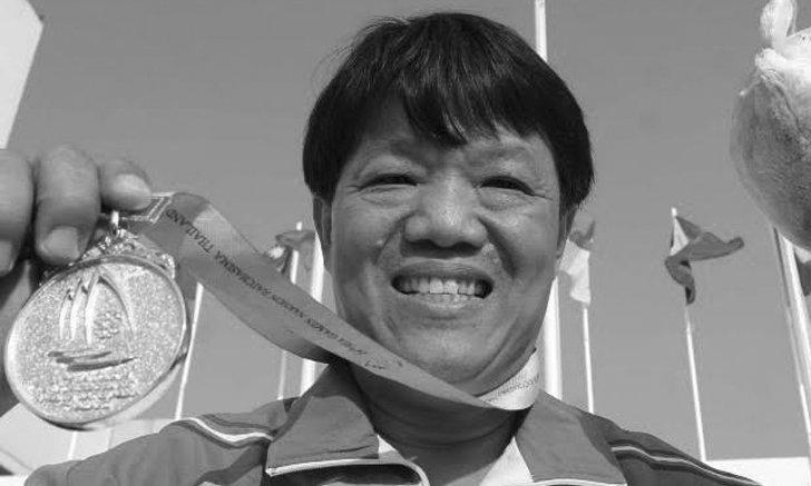 """ช็อกวงการกีฬาไทย! """"โอภาส"""" อดีตแม่นปืนทีมชาติหัวใจวายเสียชีวิต"""