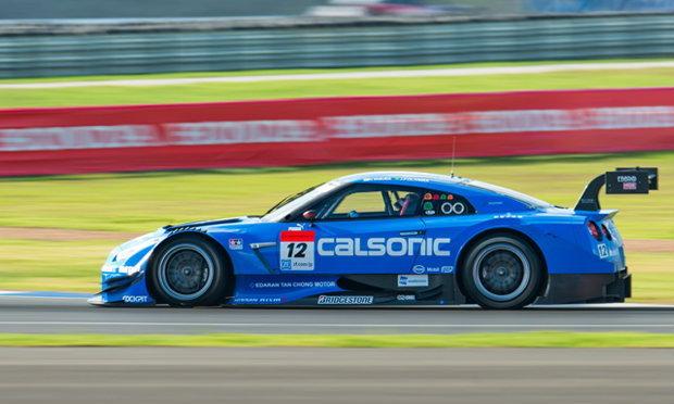 TEAM IMPUL เร็วสุดออฟฟิเชียลเทสต์ GT500